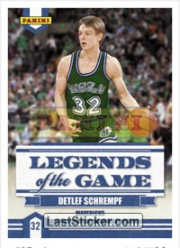 Detlef Schrempf (Dallas Mavericks) (Legends of the Game)