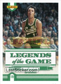 Lenny Wilkens (Seattle Supersonics) (Legends of the Game)