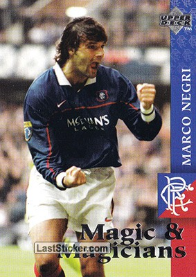 Marco Negri (Magic and Magicians)