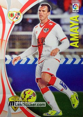 Amaya (Rayo Vallecano)