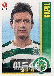 Diego Capel (Sporting)