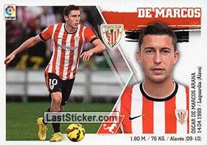 De Marcos (5) (Athletic Club)
