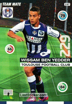 Wissam Ben Yedder (Toulouse Football Club)