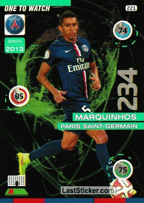 Marquinhos (Paris Saint-Germain)