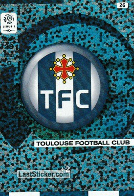 Club Badges (Toulouse Football Club)