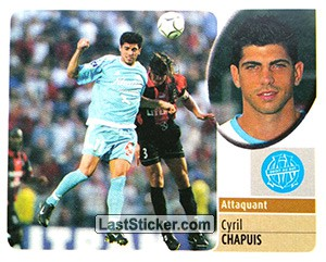Cyril Chapuis (Marseille)