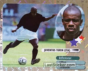 Lilian Thuram (Stars du foot)