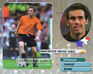 Laurent Blanc (Stars du foot)