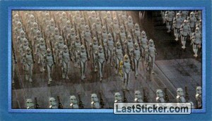 Legions of cloned troopers