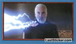 Zapping by Dooku