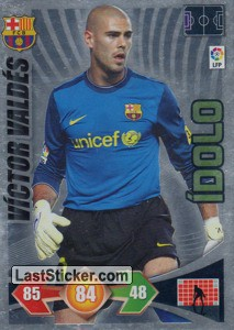 Victor Valdes - F.C. Barcelona (Idolo (Fan's Favourites))