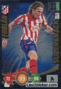 Forlan - Atletico Madrid (Supercrack (Champions))