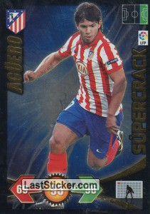 Aguero - Atletico Madrid (Supercrack (Champions))