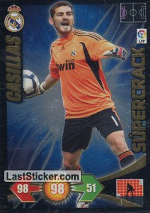 Casillas - Real Madrid (Supercrack (Champions))