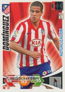 Domingues - Atletico Madrid (Actualization)