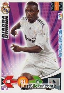 Diarra - Real Madrid (Actualization)