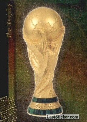 FIFA World Cup Trophy (FIFA cards)