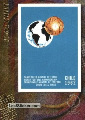 1962: Chile (Official posters)