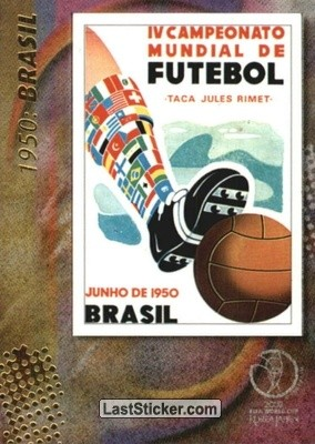 1950: Brasil (Official posters)