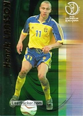 Henrik Larsson (USA exclusive inserts)