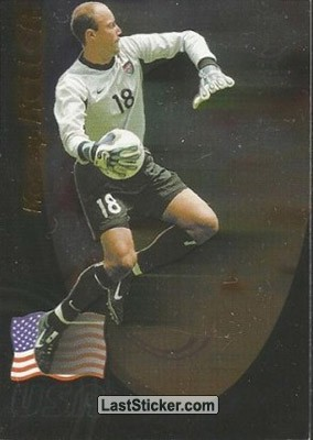 Kasey Keller (USA exclusive inserts)