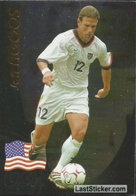 Jeff Agoos (USA exclusive inserts)