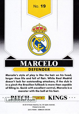 Marcelo (Real Madrid) - Back