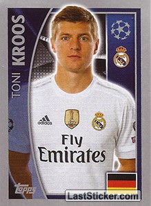 Toni Kroos (Real Madrid CF)