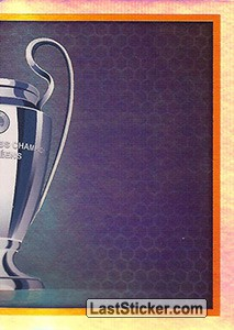 UEFA Champions League Trophy (puzzle 2) (Contents)