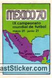 Mexican Map (Mexico 70)