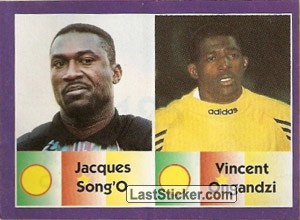 Jacques Song'o/Vincent Ongandzi (Cameroon)