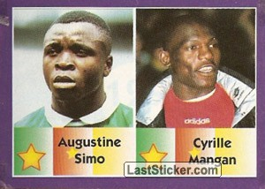 Augustine Simo/Cyrille Mangan (Cameroon)