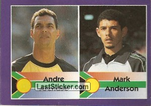 Andre Arendse/Mark Anderson (South Africa)