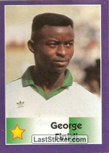 George Finidi (Nigeria)
