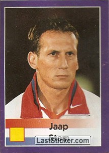 Jaap Stam (Holland)
