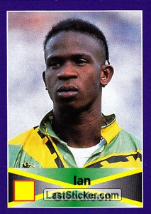 Jan Goodison (Jamaica)