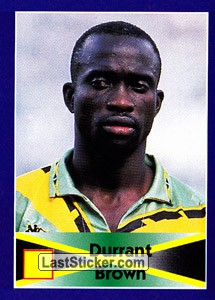 Durrant Brown (Jamaica)
