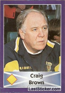 Craig Brown (Scotland)