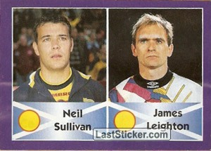 Neil Sullivan/James Leighton (Scotland)