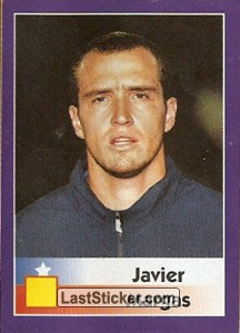 Javier Margas (Chile)