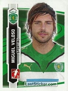 Miguel Veloso (Sporting)