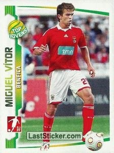 Miguel Vitor(Benfica) (Top Jovens)