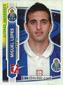 Miguel Lopes(Porto) (Ultimas Aquisicoes)