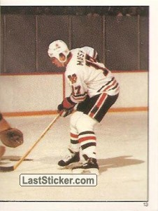 Vancouver Canucks vs Chicago Black Hawks (puzzle 2) (1982 Stanley Cup PlayOff)