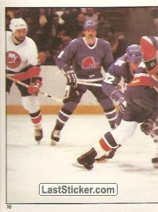 New York Islanders vs Quebec Nordiques (puzzle 1) (1982 Stanley Cup PlayOff)