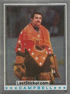 Grant Fuhr (1981-82 All Stars Game)