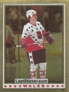 Mike Bossy (1981-82 All Stars Game)
