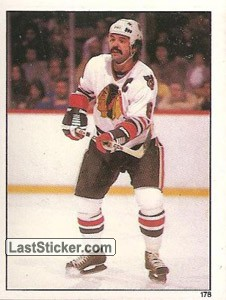 Terry Ruskowski (Chicago Black Hawks)