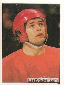 Danny Gare (Detroit Red Wings)