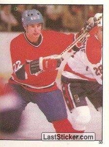 Steve Shutt (puzzle 2) (Montreal Canadiens)